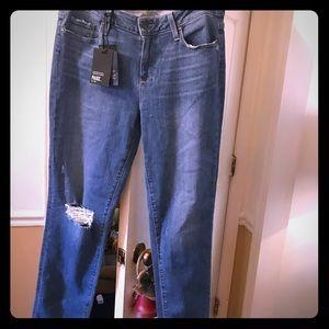NWT Paige Jimmy Jimmy skinny Leilani jeans